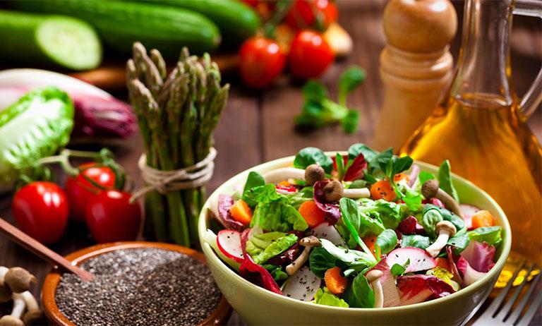 Chữa bệnh phụ khoa bằng thực dưỡng có khỏi không