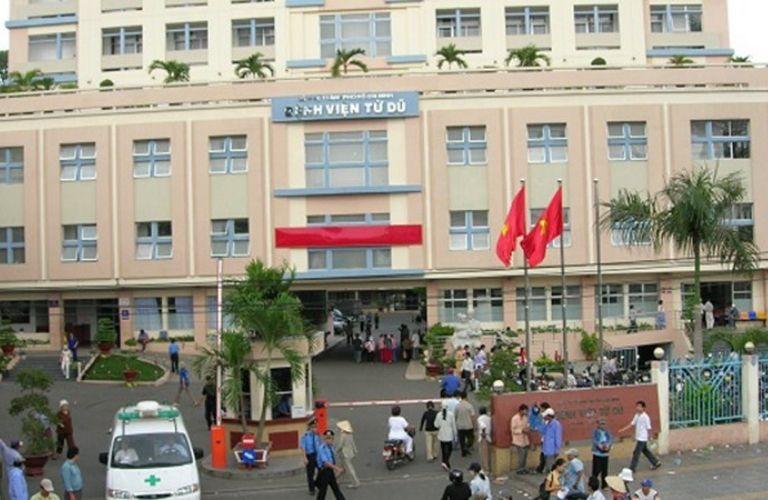 Bệnh viện Phụ Sản Từ Dũ - địa chỉ khám vô sinh hiếm muộn hàng đầu khu vực phía nam