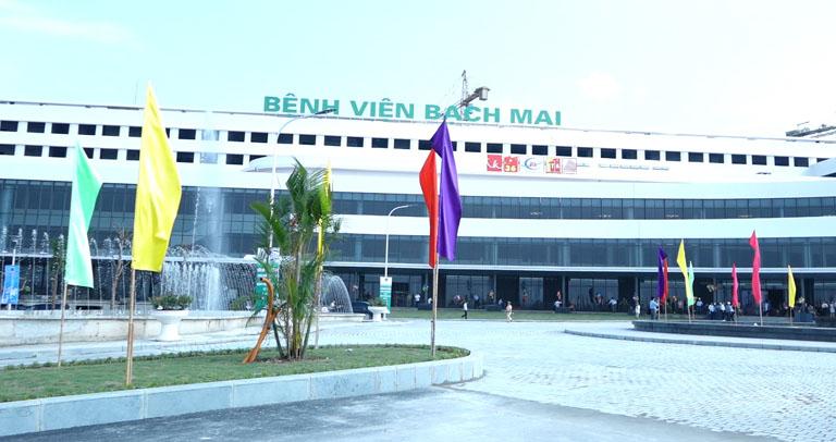 Nam giới có thể khám chữa yếu sinh lý tại Bệnh viện Bạch Mai