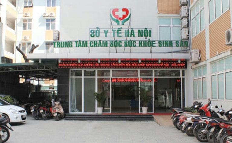 Chữa yếu sinh lý tại Trung Tâm Chăm sóc sức khỏe sinh sản Hà Nội