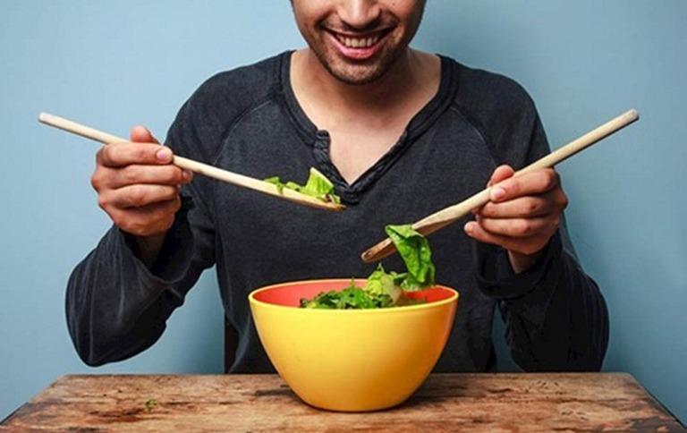 Sử dụng các món ăn tăng cường sức khoẻ sinh lý sẽ giúp nam giới bền bỉ hơn trong cuộc yêu