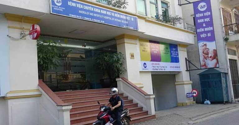 phòng khám nam khoa tốt nhất tại Hà Nội