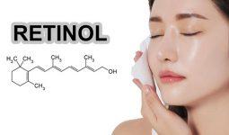 retinol trị mụn
