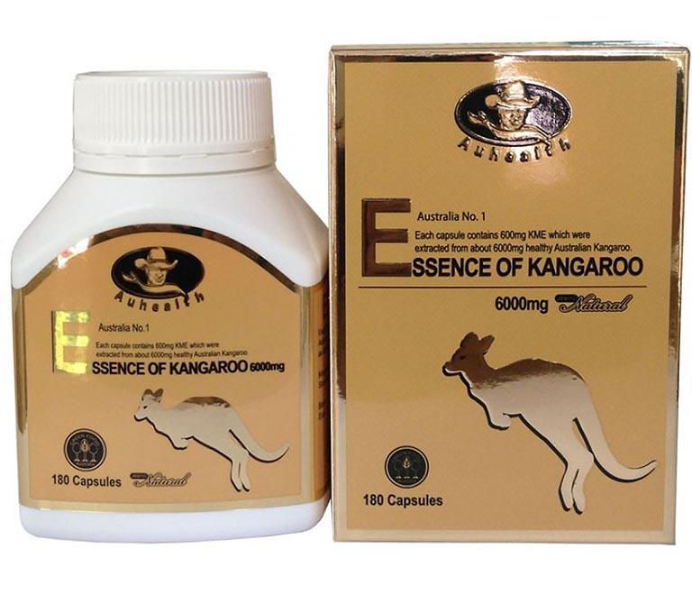 Thực phẩm chức năng tăng cường sinh lý nam Auhealth Essence Of Kangaroo