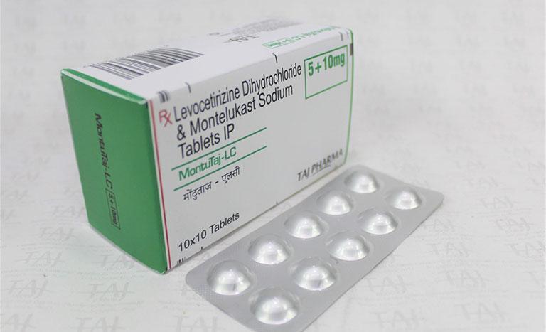 Thuốc ức chế leukotriene