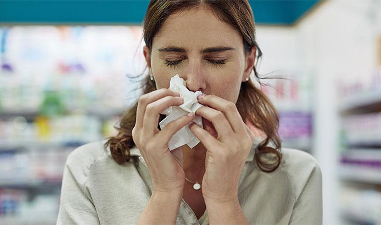 thuốc tây chữa viêm mũi dị ứng