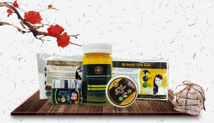 Bổ Huyết Tiêu Giao Thang là một trong những sản phẩm phụ trợ hiệu quả