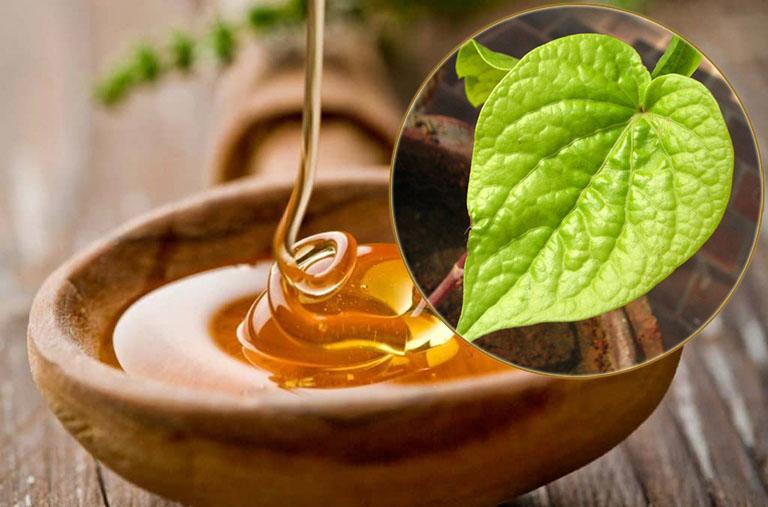 Cách dùng lá trầu chữa viêm lợi
