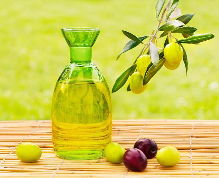 cách trị sâu răng tại nhà bằng dầu ô liu