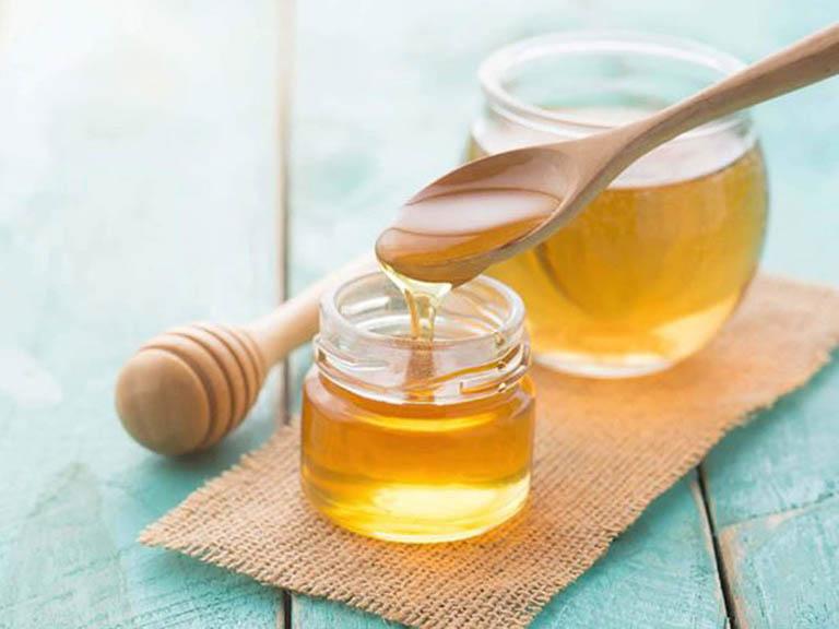 cách trị sưng nướu răng tại nhà bằng mật ong