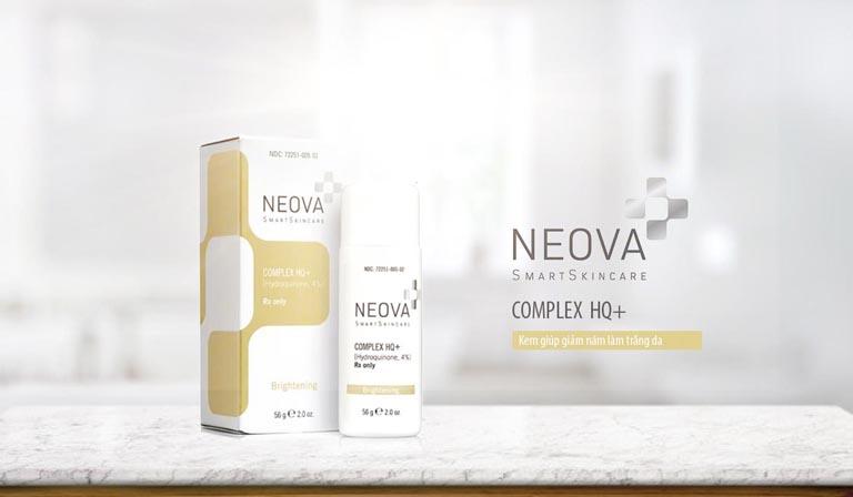Kem trị nám da của Mỹ Neova Complex Hq Plus