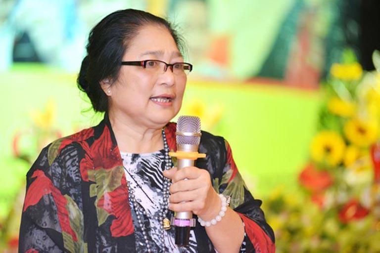 Nghệ sĩ Kim Xuyến - diễn viên quen mặt trên các phương tiện truyền thông đại chúng