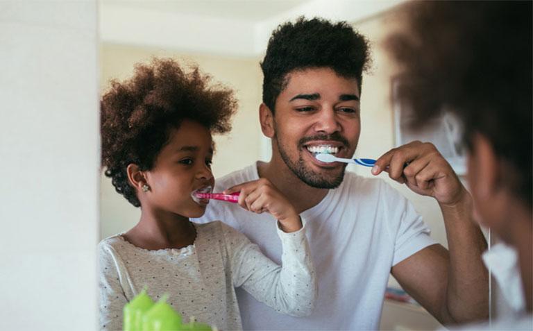 phòng ngừa viêm nướu răng