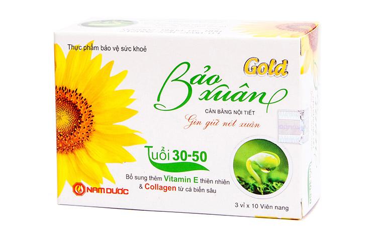 thuốc dành cho phụ nữ sinh lý yếu
