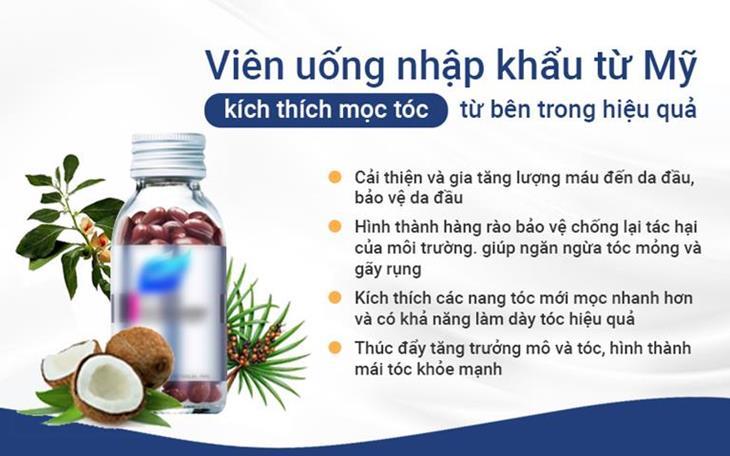 Viên uống Hush&Hush là một trong những giải pháp phụ trợ hiệu quả