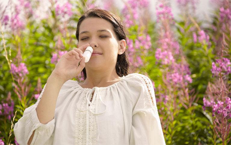 thuốc trị viêm mũi dị ứng của Mỹ
