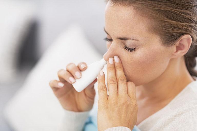 Thuốc xịt mũi Dophazolin