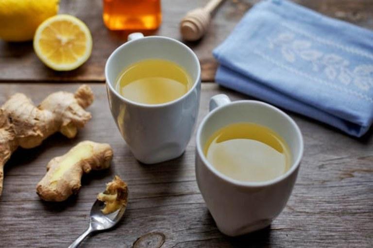 Uống trà gừng mỗi ngày giúp tăng cường chức năng sinh lý phái mạnh