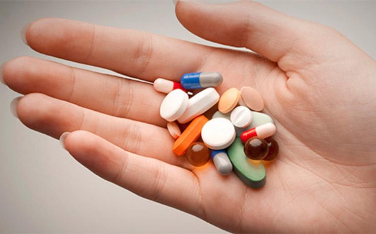 viêm lợi có mủ dùng thuốc gì