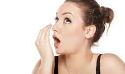 viêm mũi dị ứng gây hôi miệng