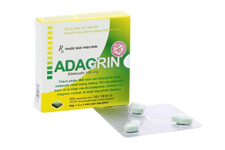 Adagrin là thuốc gì