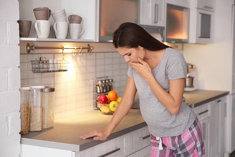 ăn ngải cứu khi mang thai được không
