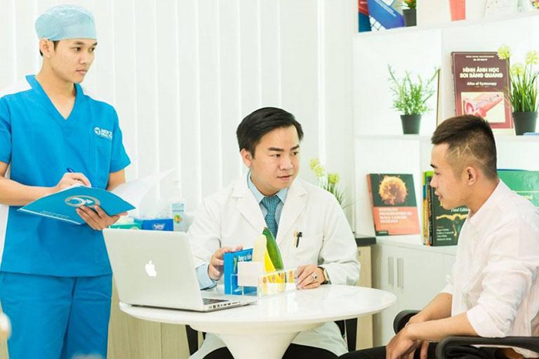 bác sĩ hiếm muộn giỏi TP HCM