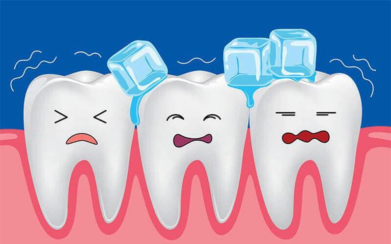 đau răng cấm hàm dưới