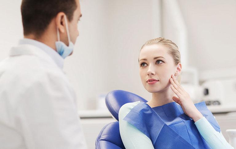 Cách chữa đau răng hàm