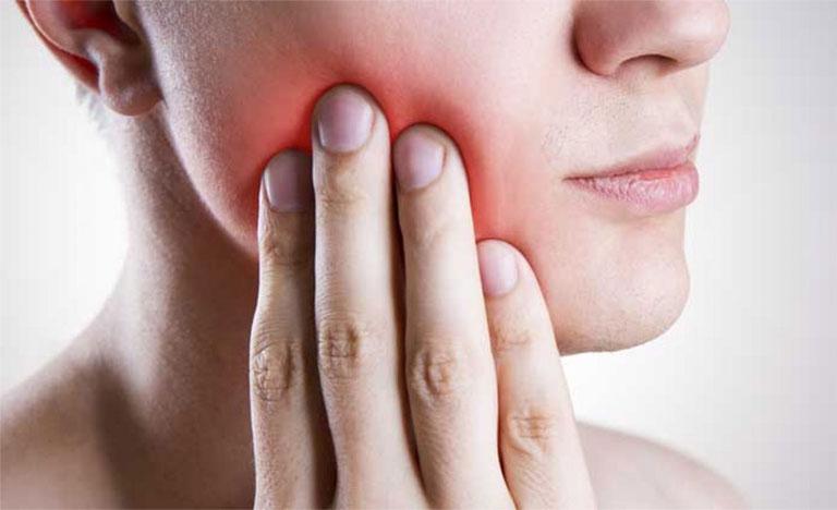 hiện tượng nhức răng vào ban đêm
