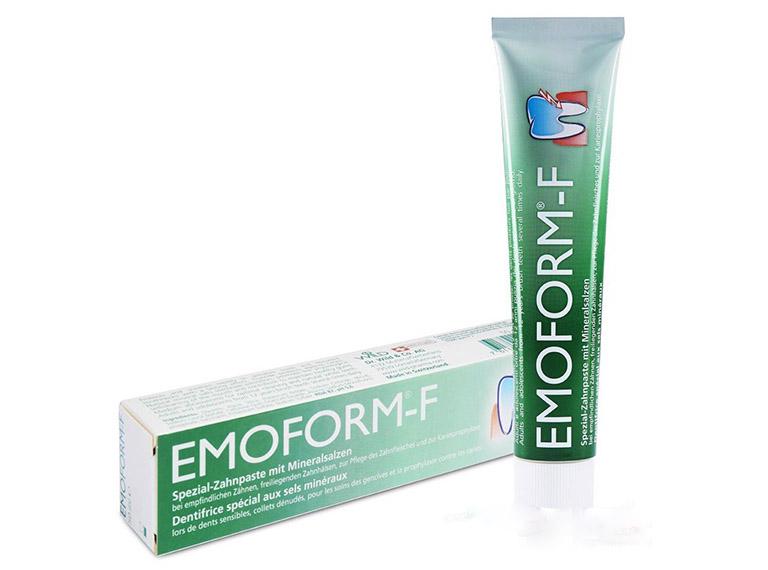 kem đánh răng chữa viêm nha chu