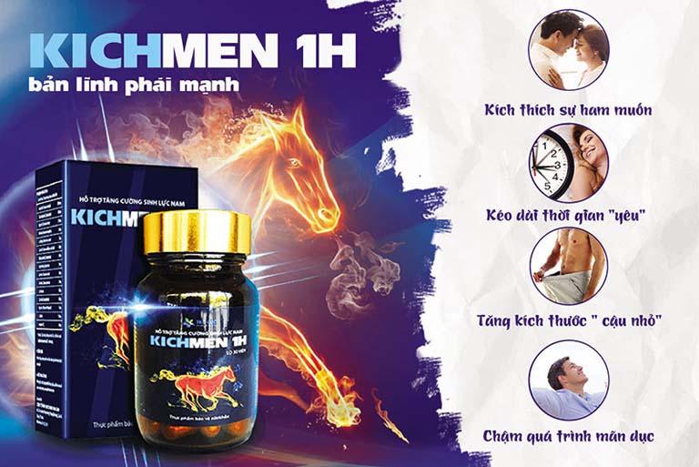 Kichmen 1h review