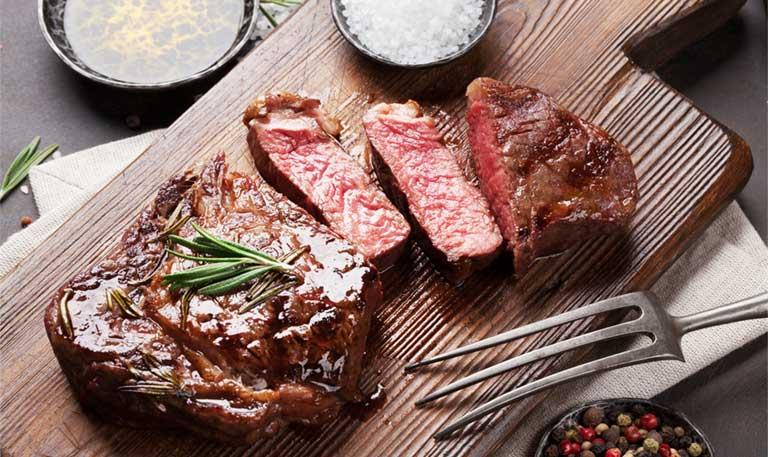 lạc nội mạc tử cung không nên ăn thịt đỏ
