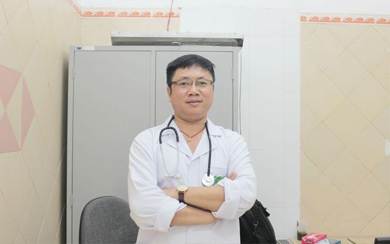 Lương y Phùng Hải Đăng chữa xương khớp