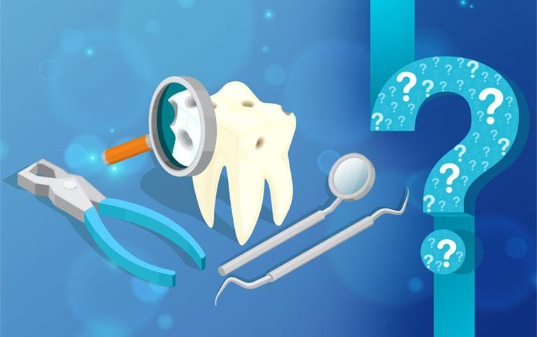 Sâu răng có lây sang răng khác