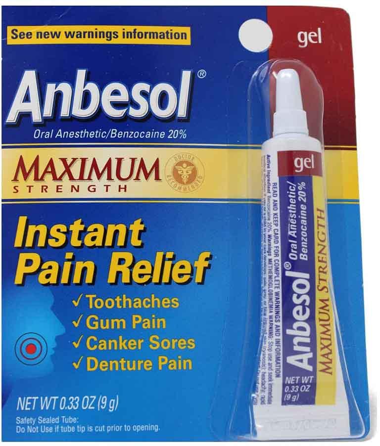 thuốc giảm đau răng nhanh