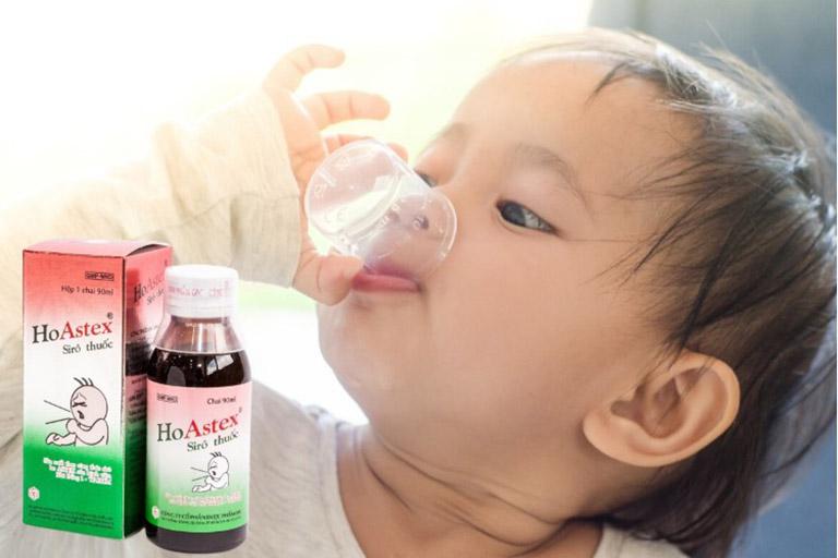 thuốc ho astex có dùng được cho bà bầu không