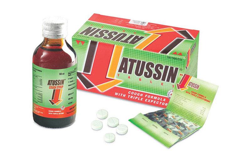 thuốc ho atussin có tốt không