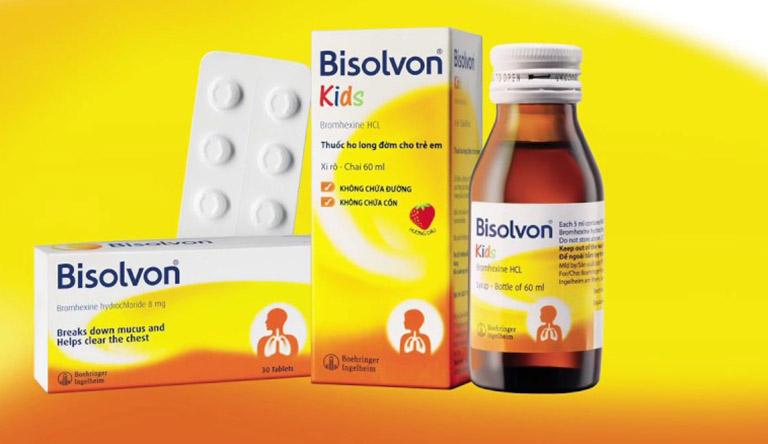 Thuốc ho Bisolvon
