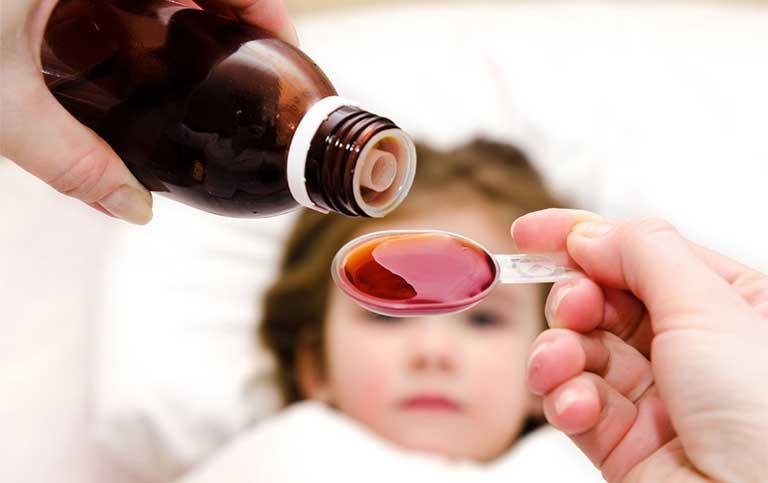 Thuốc ho Bổ phế cho trẻ