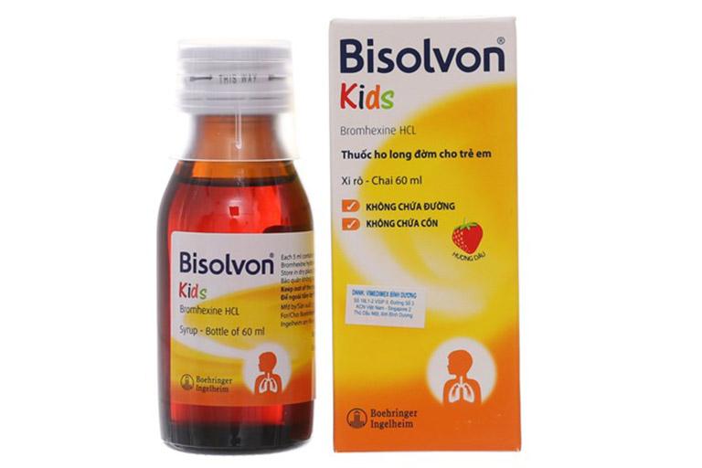 thuốc ho trẻ em tốt nhất