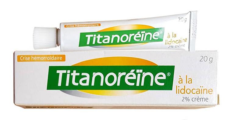 thuốc titanoreine có tốt không