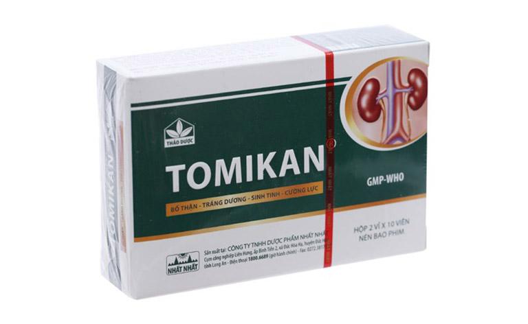 Thuốc bổ thận Tomikan