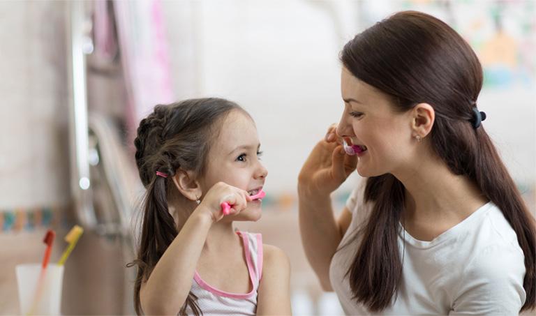 viêm lợi có mủ ở trẻ em