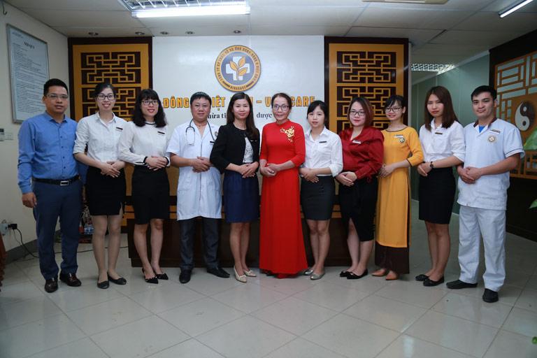 Lương y Đăng đã từng đảm nhận vị trí Trưởng Khoa Xương khớp - Trung tâm Thừa kế và Ứng dụng Đông y Việt Nam