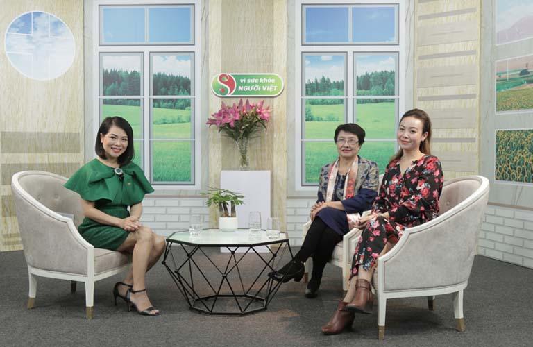 Vì sức khỏe người Việt là chương trình nhằm tôn vinh cây thuốc Việt, cây thuốc quý