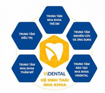 Vidental mang đến Hệ sinh thái nha khoa toàn diện tại Việt Nam